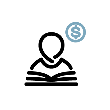 CE Financial Assistance Icon