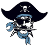 Brazoswood High School Pirate Logo
