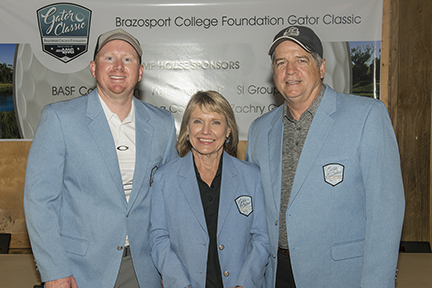 BC Foundation Golf Tournament Winners