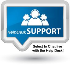 Help Desk Support Chat Icon