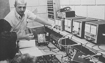 Brazosport College Technology in 1970