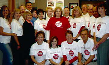 2007 Bond Election Team Group Photo