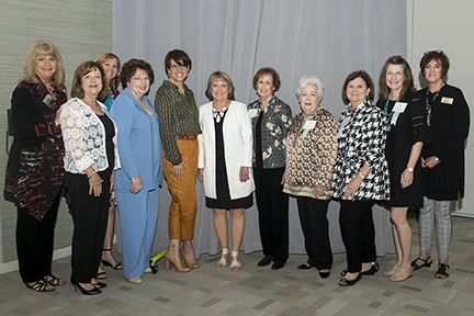 Best-selling author speaks at Women's Lecture Luncheon Series event