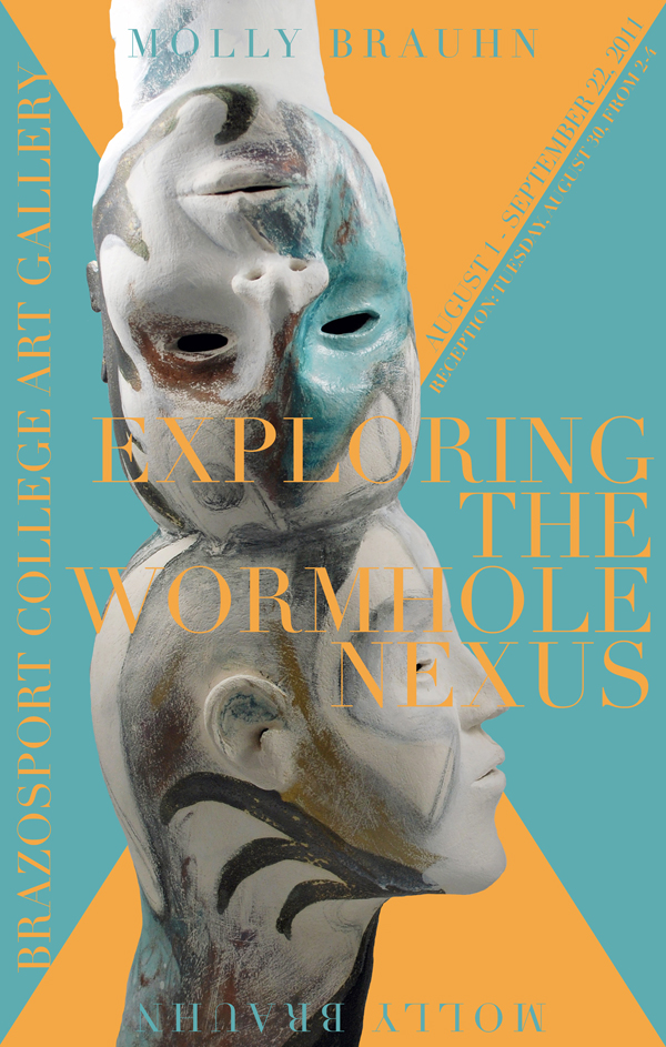 Exploring the Wormhole Nexus by Molly Brauhn