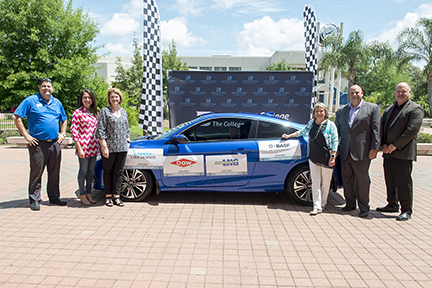 Strive 2 Drive campaign to reward student engagement with a new car